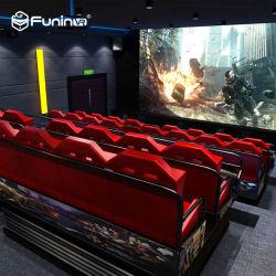 L'investissement Dynamique Cinema 5D Business Plan pour le camion