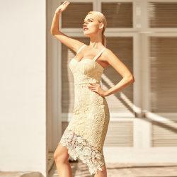 卸し売り流行の女性服のファッションレースドレスは毎日の服党を着る セレブレーションウェアもあります