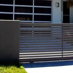 Frontdoor alumínio metálico de caminho de porta corrediça