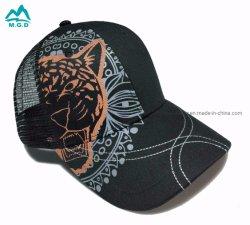 Высокое качество пользовательских моды печати логотип хлопка с Trucker ячеистой сети оптовых летние головные уборы