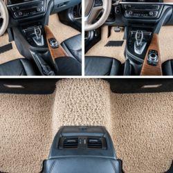 Qualidade superior de alimentação de fábrica durante toda a temporada da bobina de PVC acessórios para automóvel Universal Tapetes de pé