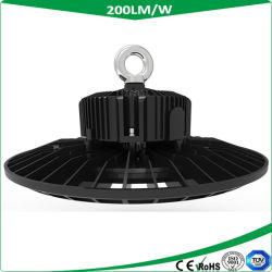 中国代理店 200W 200lm/W UFO LED ハイベイライト CE RoHS 、 LED 作業灯