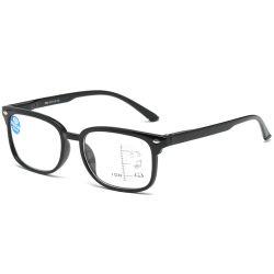 진보적인 다병소 Multifocus 유리 Bluelight 반대로 보호를 가진 2020의 형식 진보적인 독자 다병소 Multifocus 렌즈 확대경