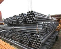 Gi Ronda Galvanizado Tubo de Aço / Aço macio circular do tubo de andaimes do tubo de aço da estrutura do material da estrutura