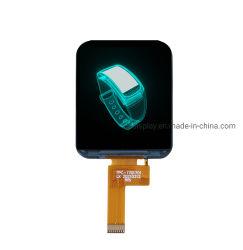 1.69 0.96 1.22 1.28 1.3 1.44 1.54 1.7 1.72인치 China Top3 LCD 디스플레이 모듈 제조업체 Smart Wearable Watch Round 사각 TFT LCD