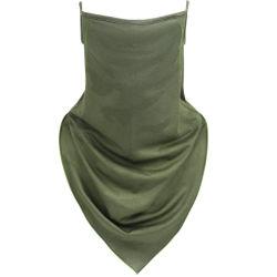 Мужчины Женщины Без шарфа балаклаве уха лицевой петли Headbands Bandana горловины защитных чехлов