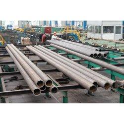 Alta precisión10255 BS1387 en la norma ASTM A53 API 5L GR. B Ms/Gi/aceitado/pintado de cuerpo hueco del tubo de acero de carbono de los REG Tubo Redondo soldado