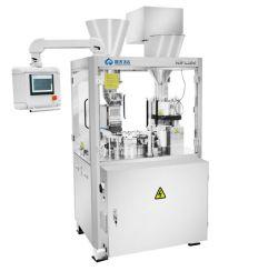 CE ISO-geprüfte hochpräzise vollautomatische Kapsel-Füllmaschine Njp1200