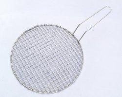 Пищевой нержавеющей стали приготовить рыбу гриль барбекю проволочной сеткой с помощью ручного