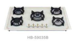 Brenner-Gas-Gewindebohrer-/Gas-Ofen-/Gas-Kocher-Weiß-Farbe des neuen Modell-5