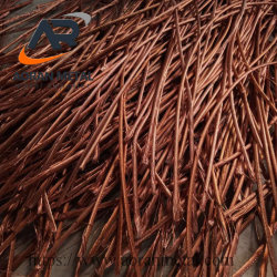 直接工場供給の金属の赤い銅線のスクラップ99.9%Min、SGS中国製