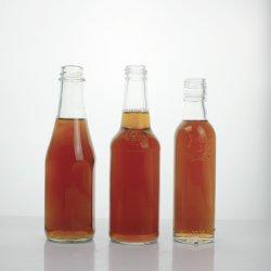 سعر الجملة زجاجة شاي شرب مستدير 500 مل زجاجة المشروبات الزجاج