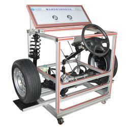 Modèle de voiture de formateur de Direction Auto l'éducation de l'équipement de direction hydraulique