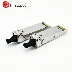 H3c de SFP-Ge-20-Sm1310-Bidi compatibles 1000BASE-BX Bidi SFP 1310 nm-TX/1550nm-Rx 20km Dom LC Módulo transceptor de SMF.