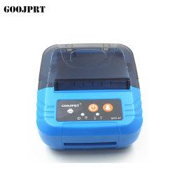 人間の特徴をもつIosのための80mm携帯用無線熱Bluetoothのプリンター