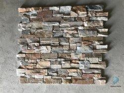 Песчаник Slate Crazy случайных размер почву для использования вне помещений плиткой стеной из камня оболочка