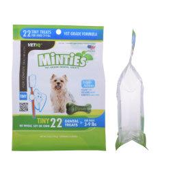 Food Grade Незакрываемое Ziplock встать чехол 300g 500g 1кг собака кошка ПЭТ упаковки продуктов питания