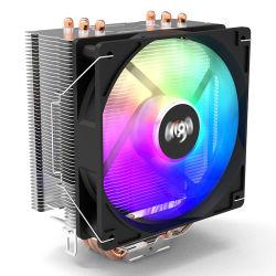 مروحة تبريد Aigo Stylish Ice 400 CPU المبرد مروحة التبريد مروحة التبريد