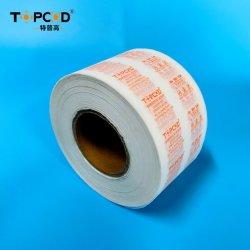Dessecante de sílica gel os rolos de papel de embrulho pacote de papel de dessecante