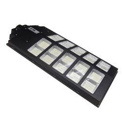 Control remoto en el exterior IP65 Resistente al agua 300W 400W a 500W integrado todos en uno de los módulos LED Solar de la luz de la calle