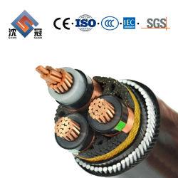 Shenguan 구리 전원 케이블 4 코어 25mm 70mm 16mm Swa 장갑 케이블 전기 케이블 전기 케이블 와이어 케이블 저전압 케이블 제어 케이블