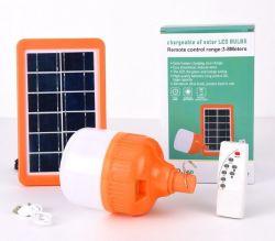 20W 40W 60W интеллектуальный светодиодный индикатор аварийной солнечного света лампы с солнечной панели управления