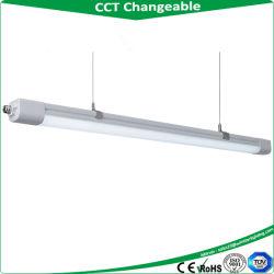 Commerce de gros raccordables Tri LED la preuve de la lumière avec 150lm/W, lumière linéaire à LED, écran LCD, lampe à LED lumière