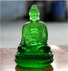 Cadeau pour la décoration d'artisanat Statue de Bouddha