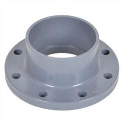 고품질 DIN 표준 Pn10 플라스틱 블라인드 플랜지 PVC 파이프 블랭크 플랜지 어댑터 UPVC TS 플랜지 UPVC 반석 장착 플랜지 UPVC 버터플라이 워터 밸브 플랜지