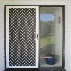 Zink-diebstahlsicherer Maschendraht-Stahlzaun für Fenster