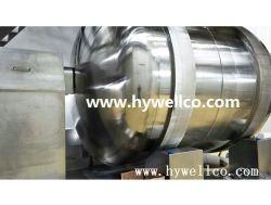 GMP Max 7,5 toneladas de gránulos de gran capacidad de mezcla de polvo / / Mezclador automático de la máquina con la alimentación y descarga sin polvo