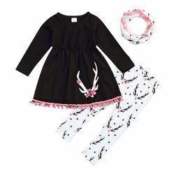 Дети малыша обмундирование платье брюки детей одежду,