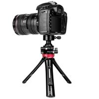 Kingjoy OEM de nouveau libéré de petites Travel Mini trépied de caméra Photo de bureau pour la caméra