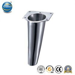 Qualitäts-Chromstahl-Metallsofa-Tisch-Bein-Gefäß-Möbel-Teile