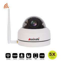 Anxinshi métal caméra dôme mobile IP WiFi