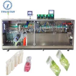 De bons services Ggs-240P5 liquide oral pharmaceutiques flacon petite bouteille de liquide de remplissage machine de conditionnement d'étanchéité