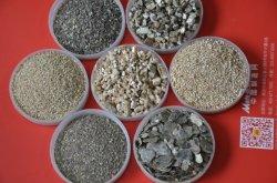 Amélioration des sols agricoles de l'horticulture d'engrais organique utilisé a élargi la vermiculite