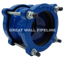 Flexível Universal de ferro dúctil Acoplamento de tubos