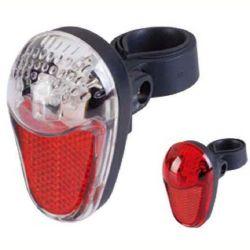 Indicatore luminoso della bici dell'indicatore luminoso della bicicletta dei 3 LED per il riciclaggio di sicurezza (HLT-125)