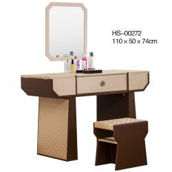 Quarto Mobiliário doméstico de couro de móveis móveis de sala de estar na mesa de cabeceira Armário à beira do quarto moderno Tabua Dresser mesinha de cabeceira cómoda