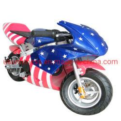 Kids Gas en Electric Dirt Bike Electric Mini Motor Pocket Fiets voor volwassenen en kinderen