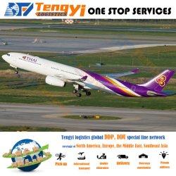 DDP Agent Courier Service porta a porta trasporto aereo a buon mercato Tariffe da trasporto per la Cina a Memphis/Nashville/Knoxville USA