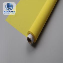 80t Monofilamento de poliéster tipo de tejido de malla de impresión