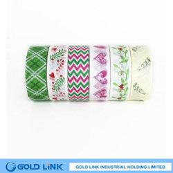 Cinta de enmascarar de papel japonés papelería cinta Washi artesanía bricolaje