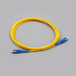 China Quality Optital SM SC UPC Fiber Patch Cord