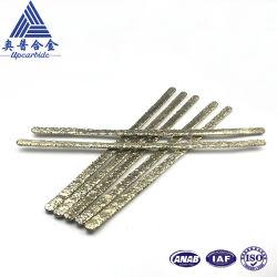 La taille des particules Hardface 0.7~1.4mm matériau composite de carbure de tungstène de tiges