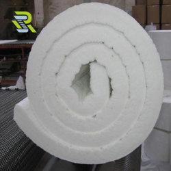 A4 96kg/M3 128kg/M3 1260c 용광로용 세라믹 섬유 담요, 세라믹 섬유 열 단열 담요, 용광로 7200X610X25mm 3600X610X50mm 크기 맞춤형