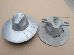 Moules en aluminium avec différentes forme pour l'Hat Machines de blocage