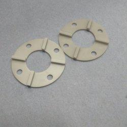 CNC, der Aln Aluminiumnitrid-Platten mit Löchern maschinell bearbeitet