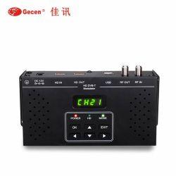 HD에서 DVB-T로 신호 AV - RF DVB-T 디지털 모듈레이터